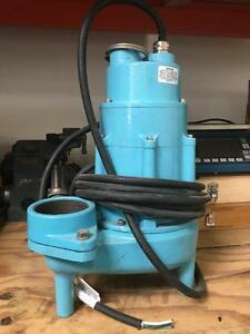 Little Giant 20s cim Submersible Sewage Pump 2hp 230v