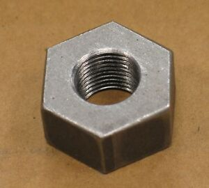 11 16 Fine Thread Van Norman Bear And Other Brake Lathe Arbor Shaft Clamp Nut
