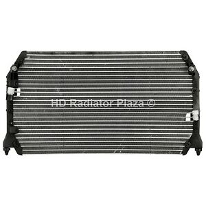 A c Condenser For 97 Toyota Camry Lexus Es300 Usa japan Built To 3 97 To3030103