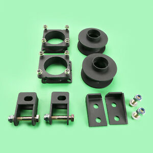 2011 2019 Explorer 2wd 4wd Full Front 3 Rear 2 Steel Lift Kit