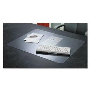New Artistic 60 4 0ms Krystalview Desk Pad With Microban 24 X 19 Clear