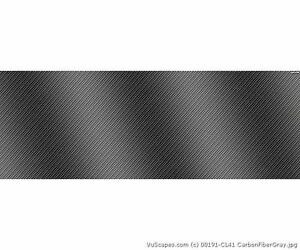 Vuscapes Truck Rear Window Graphic 4 Sizes Avial Carbon Fiber Gray