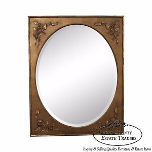 Quality French Style Gilt Gold Frame Wall Mirror