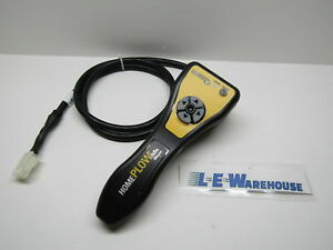 Genuine Meyer Home Plow Powering Angling Controller 22827
