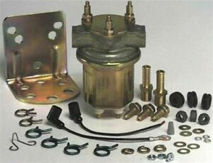 Carter Universal Rotary Vane Competition Electric Fuel Pump P4594