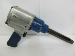 Blue Point At775l 3 4 Drive Extra Long Anvil Heavy Duty Air Impact Wrench Used