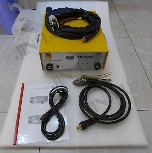 220v Stc 2500 Capacitor Discharge Cd Stud Welder Spot Welding Machine M3 m10