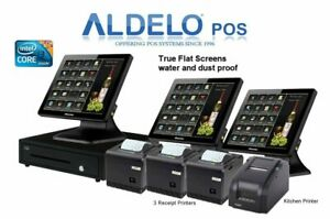 Aldelo Pos Pro Complete Bar Restaurant System Very Fast Pos System