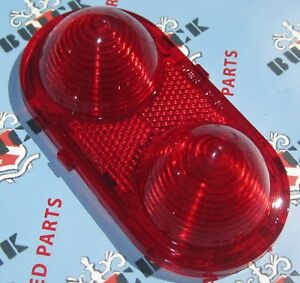 1950 1952 Buick Tail Light Lens Guide 5939073 Special Super Roadmaster