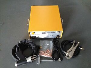 Sct 1600 Capacitor Discharge Cd Stud Welder Spot Welding Machine M3 m8 220v