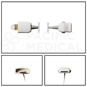 Masimo 1619 Spo2 4 Extension Cable Lnop F tab To F tab Pc04 New Yr Warranty
