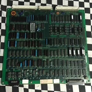 Fine Sodick Circuit Board Nfo 01 se Pc 4181588 Rack 9 Box A t New Location