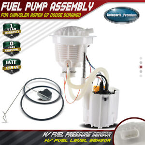 Fuel Pump Assembly For Dodge Durango Chrysler Aspen 2004 2007 E7184m V8 4 7l