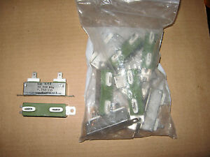 Lot Of 15 Milwaukee Mrc 50 Ohm Non P 35812661 02 104x123de018 Power Resistor