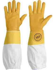 Humble Bee 113 Beekeeping Gloves With Reinforced Cuffs small