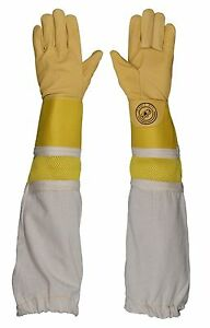 Humble Bee 115 Beekeeping Gloves With Reinforced Ventilated Cuffs medium