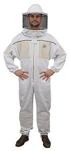 Humble Bee 430 s Ventilated Beekeeping Suit With Round Veil