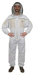 Humble Bee 431 xl Ventilated Beekeeping Suit With Fencing Veil