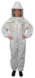 Humble Bee 432 xl Ventilated Beekeeping Suit With Square Veil