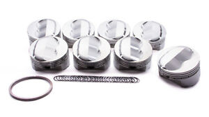 Srp Small Block Chevy 350 400 Dome Top Pistons 142024 8 Free Shipping