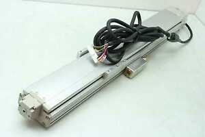 Iai Is s x m 4 60 530 Ball Screw Drive Linear Actuator With Servo 530mm Travel