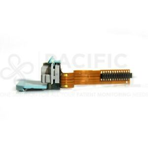 Philips M3001a Mms Module Msl Flex Cable Connector Plug Socket Blue New Warranty