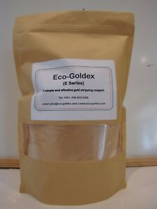Eco goldex E Series Gold Stripping recovery Zinc Cementation Kit