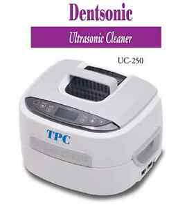Tpc Dentsonic Uc 250 Ultrasonic Cleaner 2 5 Qt