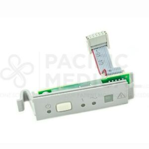 Philips Intellivue Mp60 Mp70 Carrier Power On Led Indicator Circuit Board Refurb