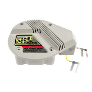 Accel 140003 Coil Gm Hei Supercoil Red Yellow