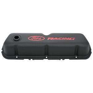 Proform 302 072 Valve Cover Ford Racing Stamped Steel Valve Co