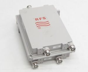 Rfs Ibc1900bb 1 Rrh Pcs In band Rf Transmitter Combiner B g Block Ibc1900bb1