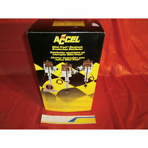 Accel 9109 Distributor Blueprint Chevy V8 Hei cci
