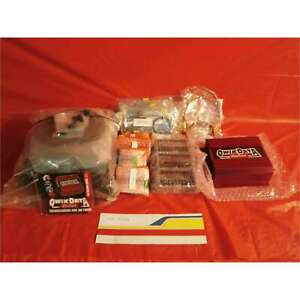 Edelbrock 91004 Data Acquisition Race Car Com Qwikdata Advanced Drag Racing Pkg