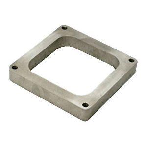 Moroso 64950 Carb Spacer 1 Aluminum 4500 Spacer Openplenum
