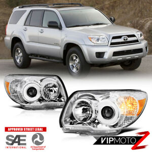 2006 2007 2008 2009 Toyota 4 Runner 4runner Factory Style Headlights Headlamps