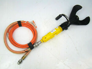 Proline Hydraulic Cable Cutter Single Acting Stucchi f iv38hp Npt