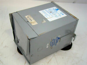 Acme Electric General Purpose Transformer 120 240v 3 0kva 1ph T2531131s