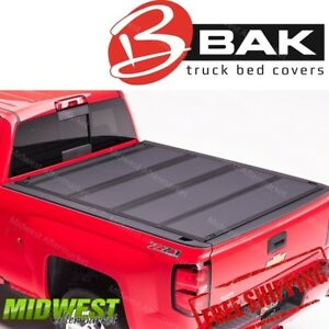 Bakflip Mx4 Tonneau Cover Fits 2009 2018 Dodge Ram 1500 2500 5 7 Bed W Ram Box