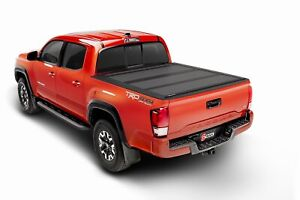 Bakflip Mx4 Hard Folding Tonneau Cover Fits 2004 2014 Ford F 150 5 6 Bed