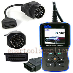 C310 Code Reader Scanner Graphing Engine Oil Severice Reset For Bmw Mini 97 13