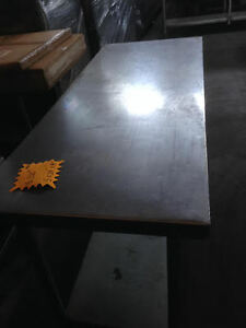 Stainless Steel Table 5 x2 x33 230