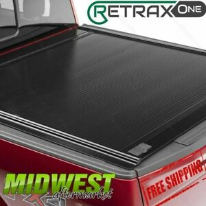 Retraxone Retractable Tonneau Cover Fits 2017 2018 Ford F250 F350 Sd 6 9 Bed