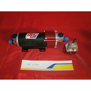 Barry Grant Fuel 170047 Fuel Pump Electric King Sumo W Efi Bypass Kit 75psi