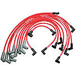 Ford Racing M 12259 r301 Spark Plug Wire Set 9mm Ignition Wire Set Red