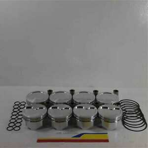 Lunati Ls3r512s0 Engine Piston Gm Ls 3 898 1 123 927 8cc Dish 4032 Forged Need