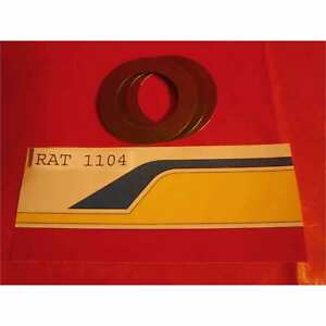 Ratech 1104 Pinion Shims 7 5 8 2 Chevy All Years 7 625 12 Bolt Truck