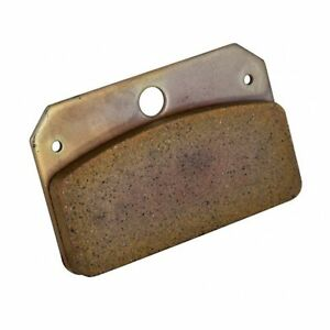 Strange Engineering Comp B5020 Brake Pad Metallic Single Pad 1 4 Of A Set