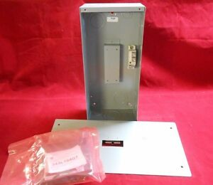 Ge Te100f Circuit Breaker Enclosure 600vac 100amps New In Box