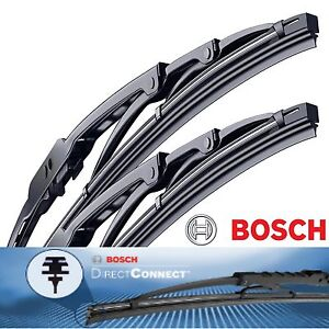 Wiper Blades Bosch Direct Connect 22 22 Front Left And Right Set Of 2